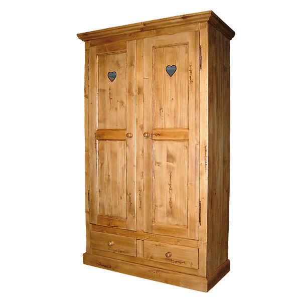 Armoire penderie 1 rayon